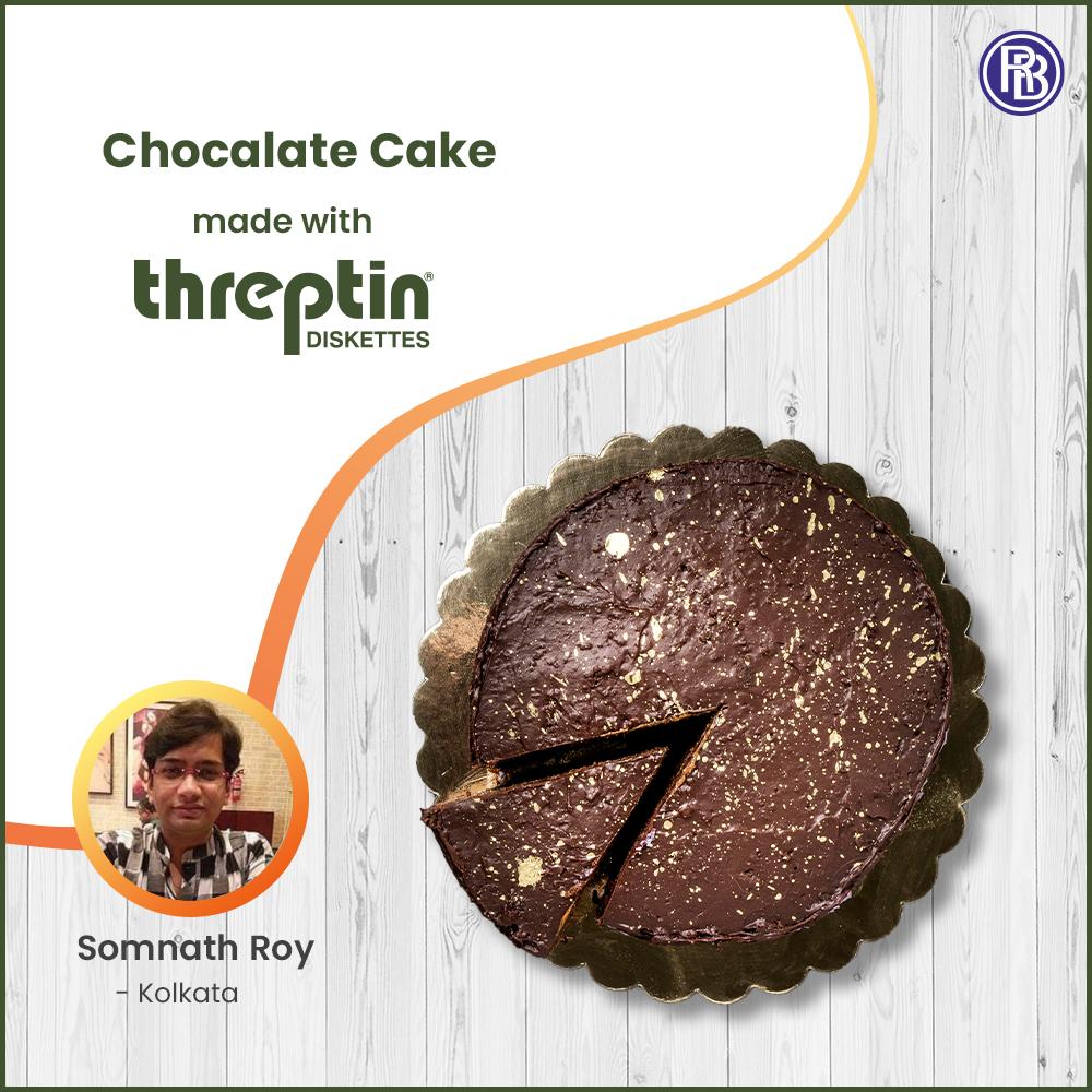 Threptin Chocolate Cake