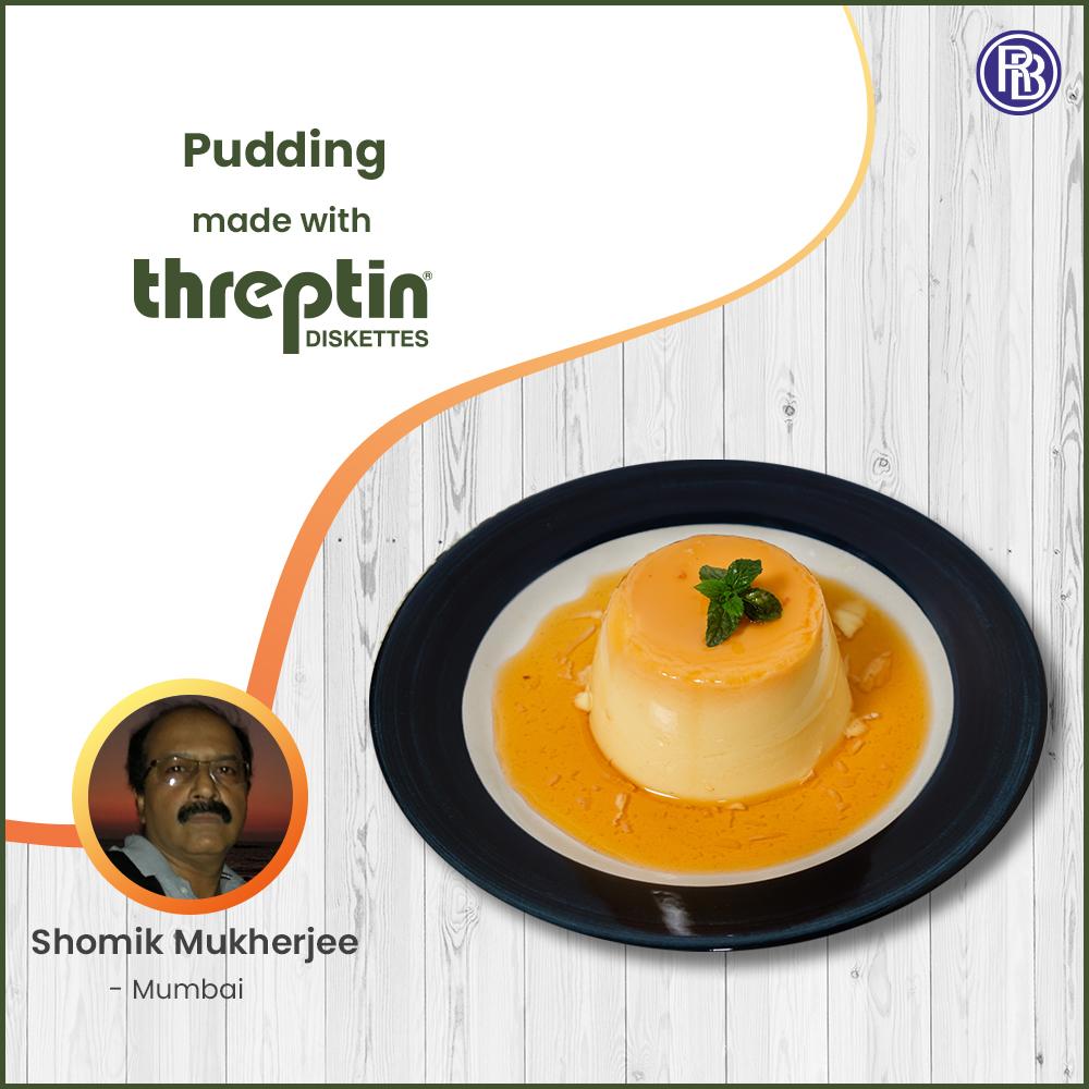 Threptin Pudding