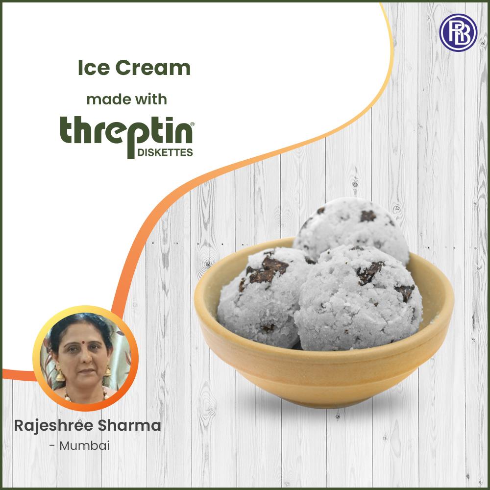 Threptin Ice Cream