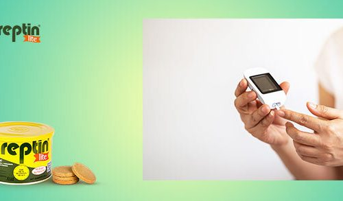 How are Threptin Lite Diskettes helpful to diabetic patients?